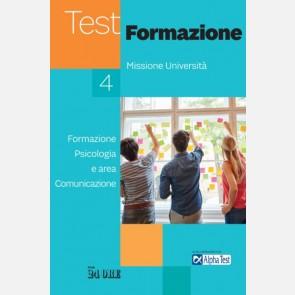 Test Formazione (Psicologia e area Comunicazione)