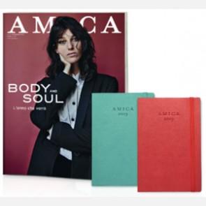 Amica (Dicembre 2018) + Amica Kitchen + Agenda astrologica 2...
