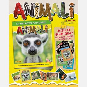 Animali - Il grande album del mondo animale 2020-21