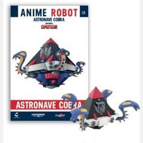 Astronave Cobra (General Daimos)