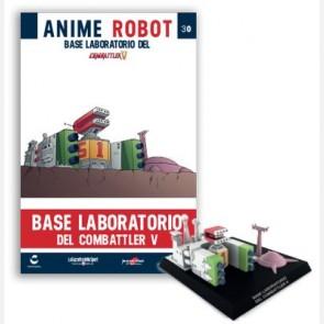 Base laboratorio Combattler V (Combattler V)