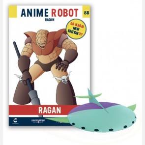 Minidischi 1 (Go Nagai) + fascicolo Ragan