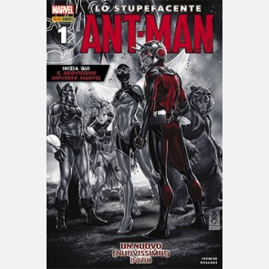 Lo stupefacente Ant - Man