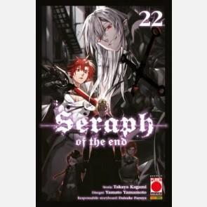 Arashi: Seraph of The End 22