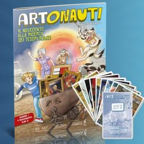 Artonauti - Le figurine dell'Arte