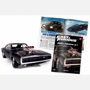 Costruisci la mitica Fast & Furious Dodge Charger R-T
