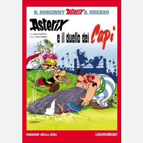 Asterix e il duello dei capi
