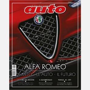 ALFA ROMEO - Il mito, le auto, il futuro
