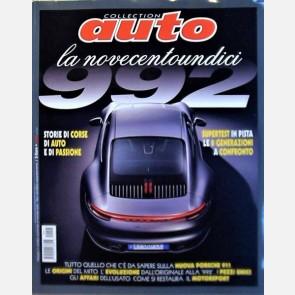 La novecentoundici (Porsche Carrera 992)