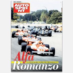 Alfa Romanzo - La leggendaria storia del Biscione in F1