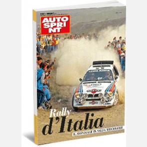 Rally d' Italia - Il Mondiale in salsa tricolore