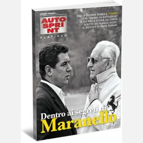 Dentro ai segreti di Maranello
