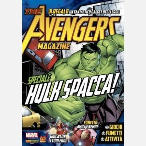 Uscita N° 47 + il super lanciadardi degli Avengers!