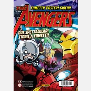 Avengers Magazine