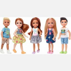 Giugno 2021 + Famiglia Barbie Chelsea (DWJ33)