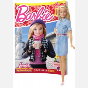 Febbraio 2021 + Barbie Dreamhouse