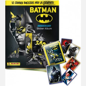 Starter pack (Album + 3 bustine + MAXI Card + contenitore pe...