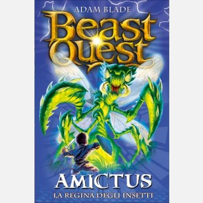Amictus - La Regina degli Insetti