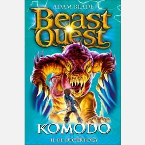 Komodo - Il Re Lucertola