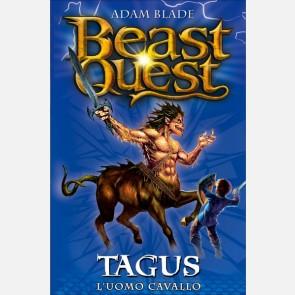 Tagus - L'uomo Cavallo