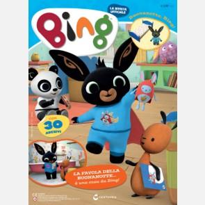 Numero 1 + Play set della nanna di Bing