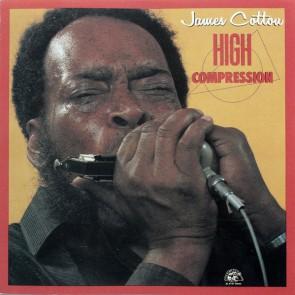 James Cotton, Higth compression ( Alligator 1984)