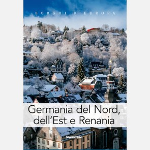 Germania del nord, dell'est e Renania
