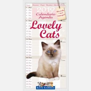 Calendario Lovely Cats 2019