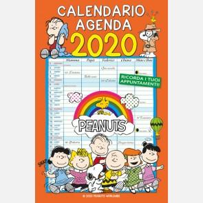 Calendario Peanuts 2020