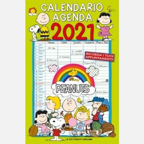 Calendario Peanuts 2021