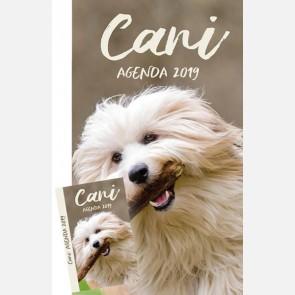 Calendario Cani - Verticale + Agenda 2019