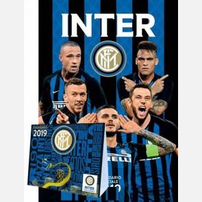 Calendario Inter 2019 - Verticale + scrivania