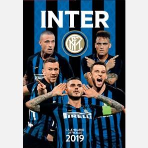 Calendario Inter 2019 - Verticale