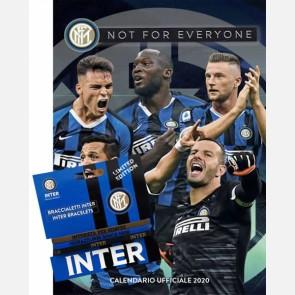 Calendario Inter 2020 - Verticale + 3 Braccialetti