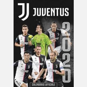Calendario Juventus 2020 - Verticale