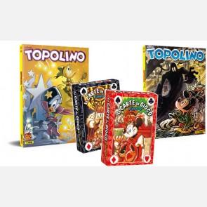 Disney Topolino - Edizione Speciale Carte da gioco d'Autore