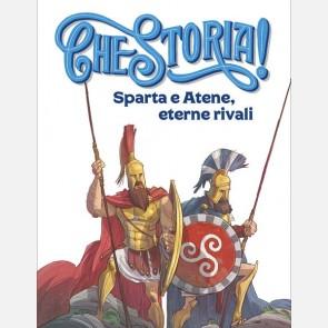 Sparta e Atene, eterne rivali