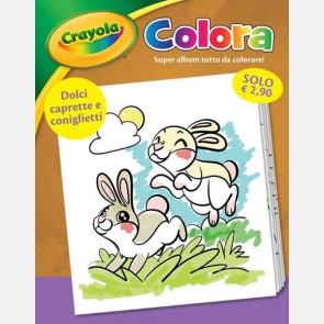 Caprette e conigli