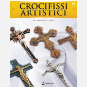Croce gotica tedesca