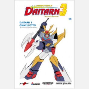 Daitarn III giavellotto