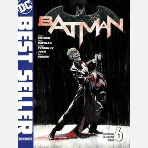 Batman di Scott Snyder e Greg Capullo 6
