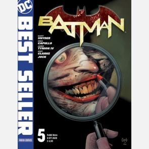 Batman di Scott Snyder e Greg Capullo  n. 5