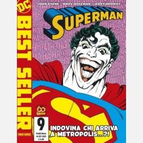 Superman di John Byrne 9