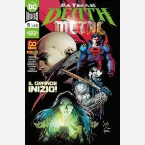 Batman: Death Metal 5