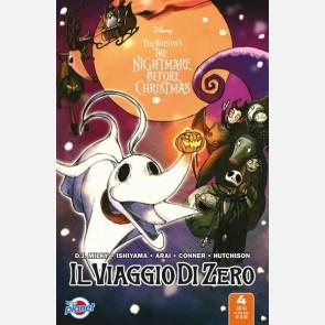 The Nightmare Before Christmas: Il Viaggio di Zero 4
