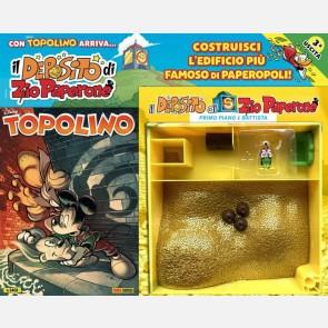 Topolino N° 3408 + Primo Piano del Deposito + Battista