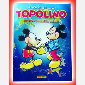 Topolino N° 3284 con Cover Variant (Mickey - 90 anni di mag...