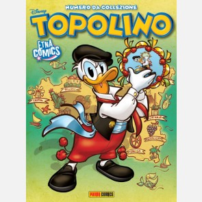 Topolino N° 3315 con Cover Variant (ETNA Comics 2019)