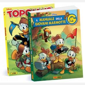 Topolino N° 3362 + Manuale delle Giovani Marmotte