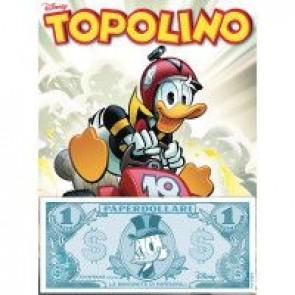 Topolino 3347 + Banconota Fantastiliardo (Zio Paperone)